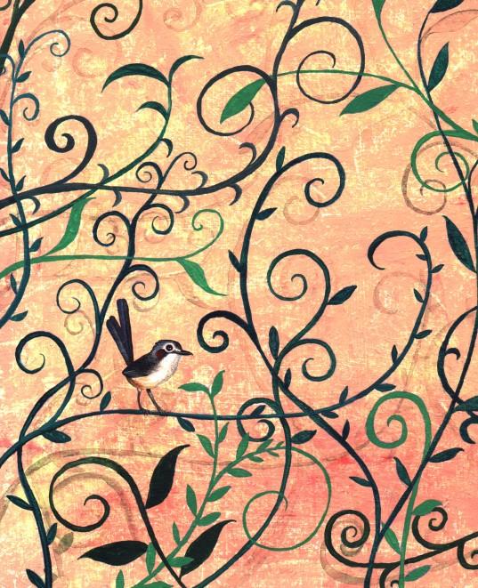 Wren (detail)