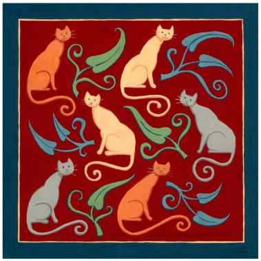 Cats Nouveau